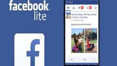 Facebook Lite Application Messenger Download
