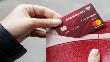 BOA Cash Rewards Credit Card