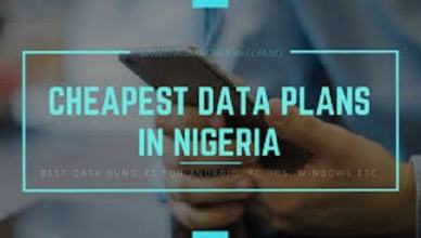Cheapest Data Plan for All Networks - How To Activate