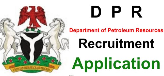 DPR Recruitment 2021