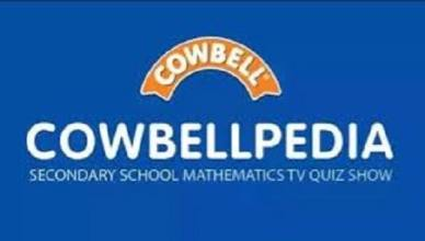 Cowbell Mathematics Competition For Secondary schools in Nigeria