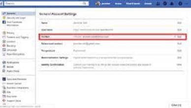Change email address on facebook | See Full Guide