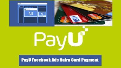 PayU Facebook Ads Naira Card Payment