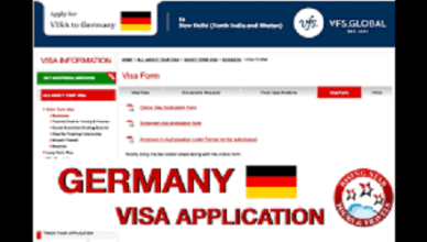 Germany Visa Lottery Application Form - How to Apply