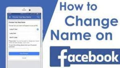 How to Change Facebook Username - Full Guide