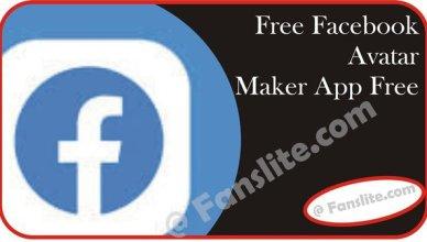 Free Facebook Avatar Maker App Free – Facebook Avatar Creator App   Facebook Avatar 2021