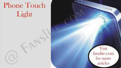 Phone Touch Light - How to Turn Your Flashlight on By Tapping the Back of Your Phone