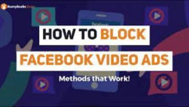 Facebook Ads - How To Stop Facebook Ads Permanently