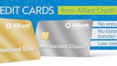 Alliant Credit Card logo