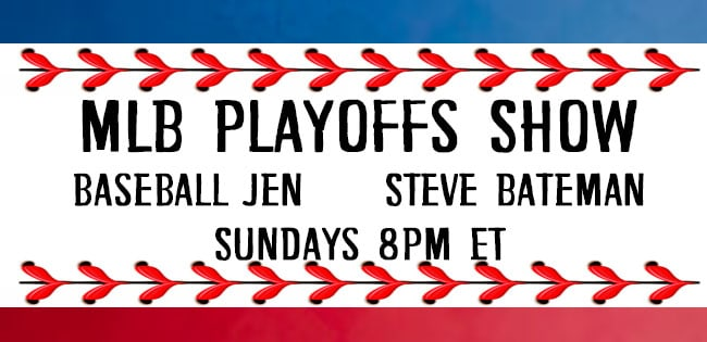 FanSportsVisor MLB Playoff Show 10/21