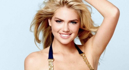 is kate upton the