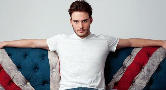 Sam Claflin plays a major role in 'Catching Fire'