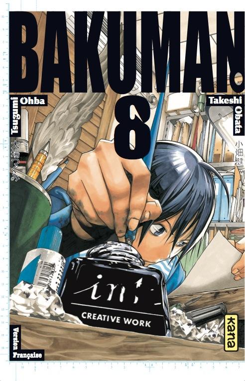 Bakuman – tomes 8 et 9