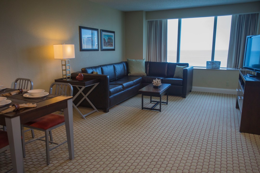 1bd living area