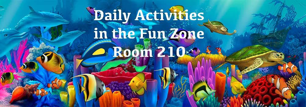 Fun Zone Website2