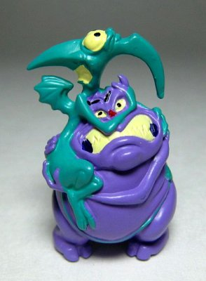 Pain  Panic PVC figure Panini from our PVCs collection  Disney collectibles and memorabilia