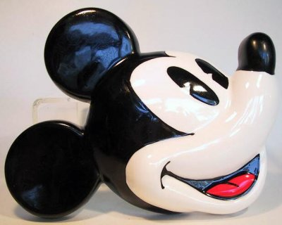 Mickey Mouse paperweight from our Other collection
