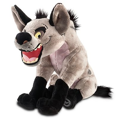 Hyena Banzai plush soft toy doll from our Plush collection