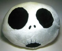 Jack Skellington head large plush pillow from our ...