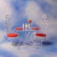 Nightmare Before Christmas Chair Big Joe Chairs At Target Mary Poppins Table And Figure Set (wdcc) From Our Walt Disney Classics Collection ...