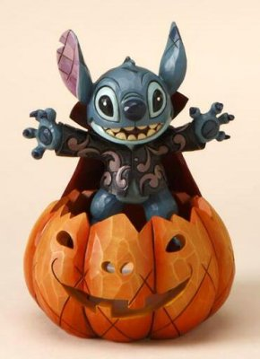 Happy Halloween Stitch Jim Shore from our Jim Shore
