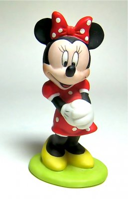 Minnie Mouse porcelain bisque figurine from our Other collection  Disney collectibles and