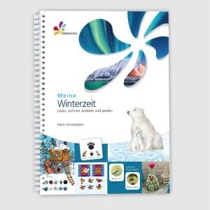 Meine Winterzeit - Mitmachbuch Material