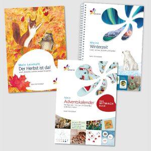 Herbst - Winter - Materialpaket