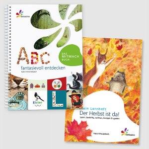 ABc fantasievoll entdecken + Der Herbst ist da!