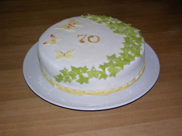 Kuchenverzierung Zum 50 Geburtstag Torten Kuchen Forum