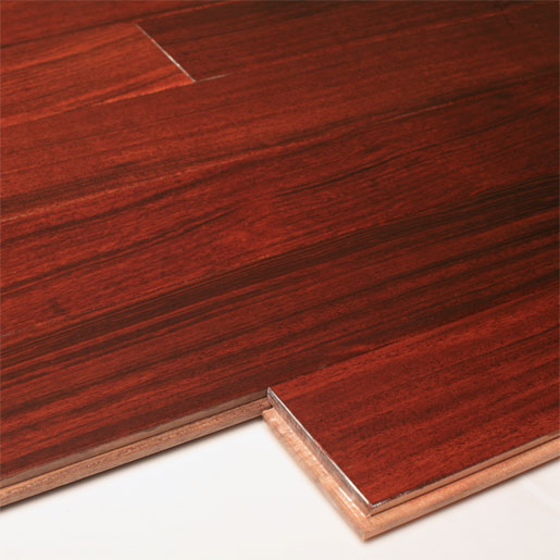 Rosewood Stain On Pine