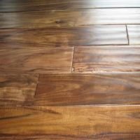 """Acacia Natural 11/16"""" x 4.8"""" x 1'-3' #1 Common and Better ..."""