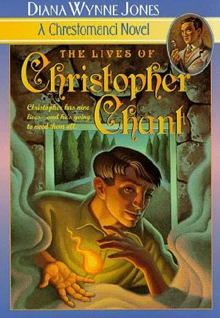 You can never go wrong with Diana Wynne Jones Chrestomanci!