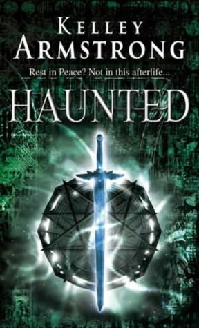book cover of Haunted (Women of the Otherworld, book 5) by Kelley Armstrong