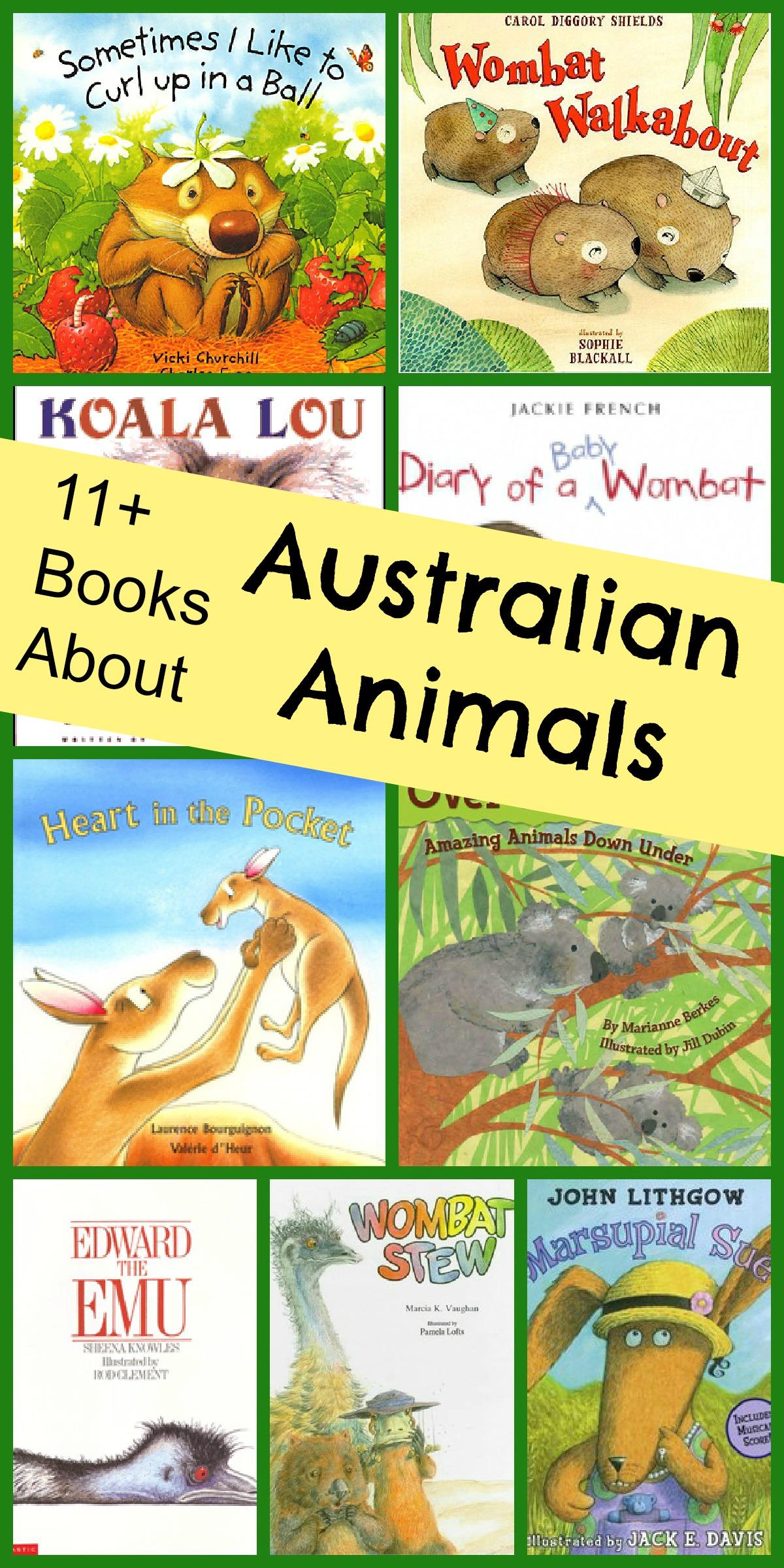 Australian Animals For Kids