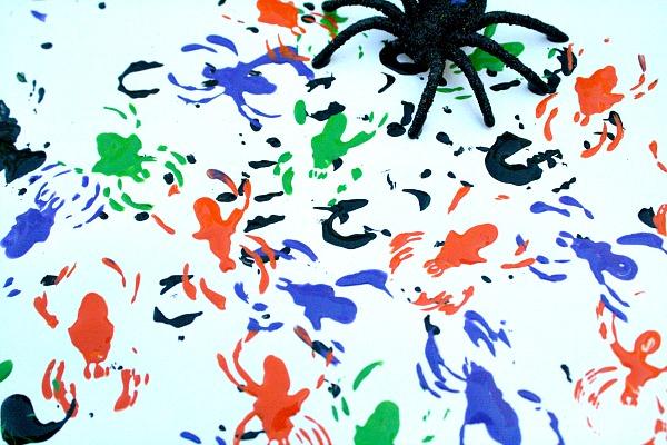 Spider Paint