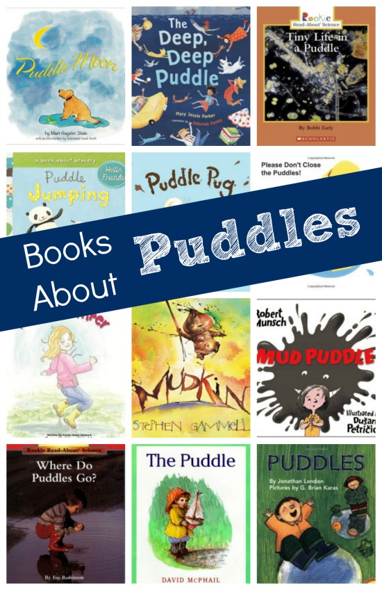 Books About Puddles