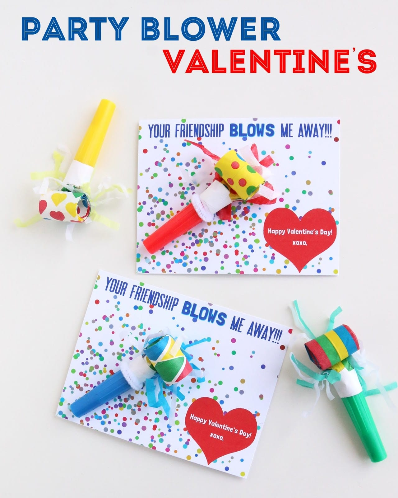 Diy Valentines Kids Will Love