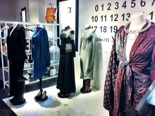 Maison Martin Margiela para H&M