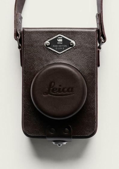 "Leica D-Lux 6 ""Edition by G-Star Raw"""