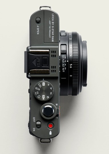 """Leica D-Lux 6 """"Edition by G-Star Raw"""""""