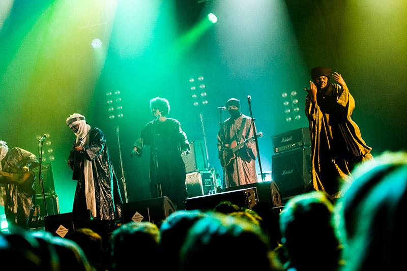 Tinariwen // Ray-Ban @ Primavera Sound 2013