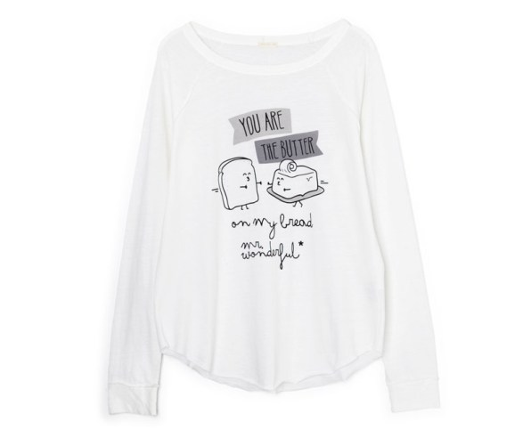 Oysho x Mr.Wonderful