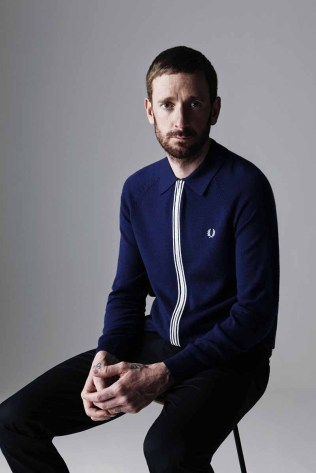 Bradley Wiggins x Fred Perry