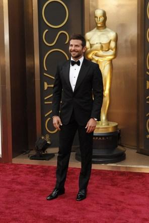 Bradley Cooper @ Oscars 2014