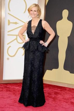 Julia Roberts @ Oscars 2014