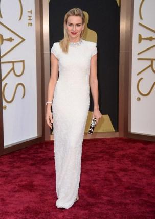 Naomi Watts @ Oscars 2014