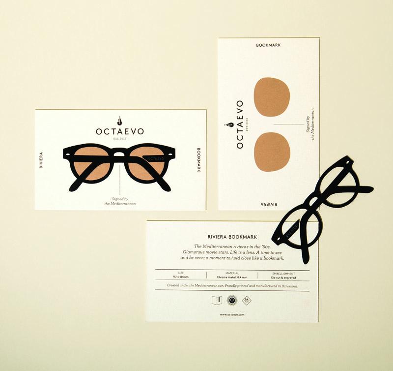 Octaevo - Riviera Bookmark