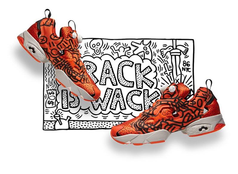 Reebok Classic x Keith Haring