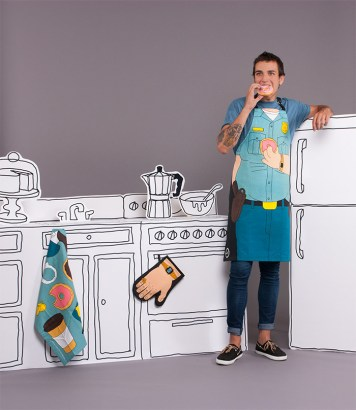 """Kitchen Collection"" by Woouf!"